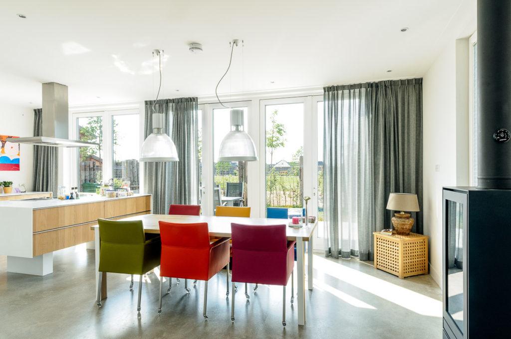 Woning Keuken Prijswinnaar Almere Homeruskwartier